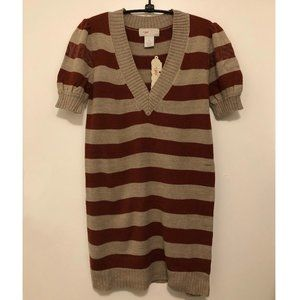 Stussy Girls String Stripe Sweater Dress (New)